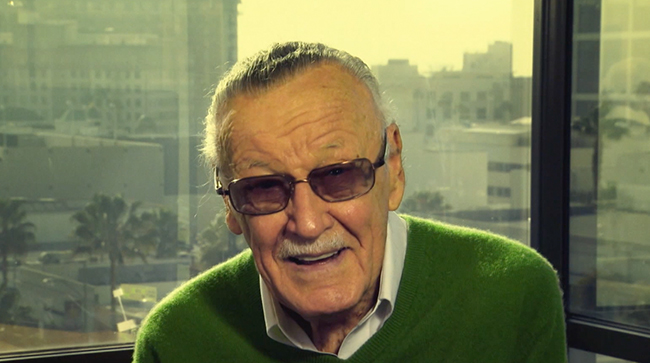 STAN LEE'S SUPER HUMANS